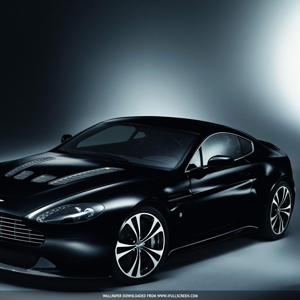 Aston Martin Vantage IPad Wallpaper