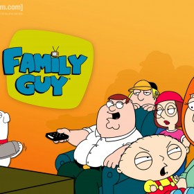 Family Guy iPad Wallpaper