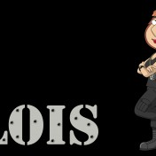 Lois Griffin iPad Wallpaper