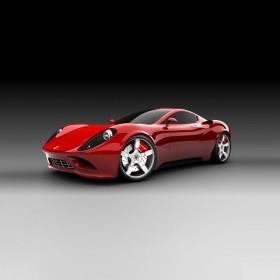 Ferrari iPad Wallpaper