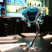 Martini Glass iPad Wallpaper