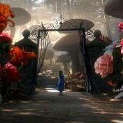 Alice in Wonderland iPad Wallpaper