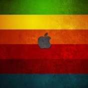 Apple Flag iPad Wallpaper
