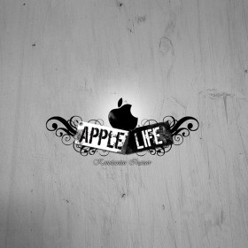 Apple Life iPad Wallpaper