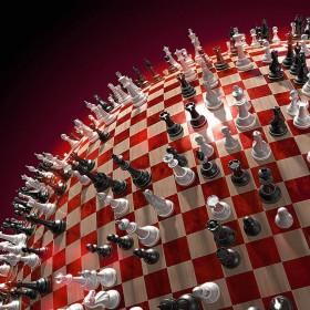 Chess World iPad Wallpaper