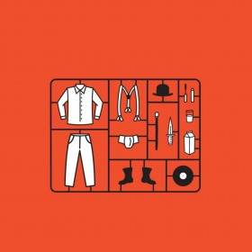 A Clockwork Orange iPad Wallpaper