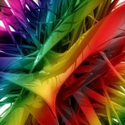 Color Explosion iPad Wallpaper