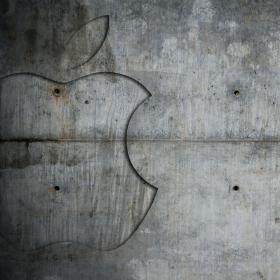 Concrete Apple iPad Wallpaper