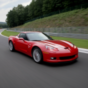 Corvette Zr6 iPad Wallpaper