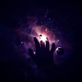 Cosmic Reach iPad Wallpaper