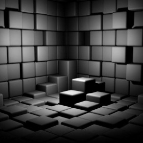 Cubes iPad Wallpaper