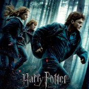 Harry Potter Deathly Hallows iPad Wallpaper