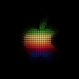 Disco Apple iPad Wallpaper
