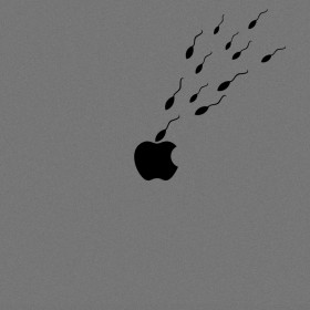 Apple Race iPad Wallpaper