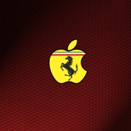 Ferrari Apple iPad Wallpaper