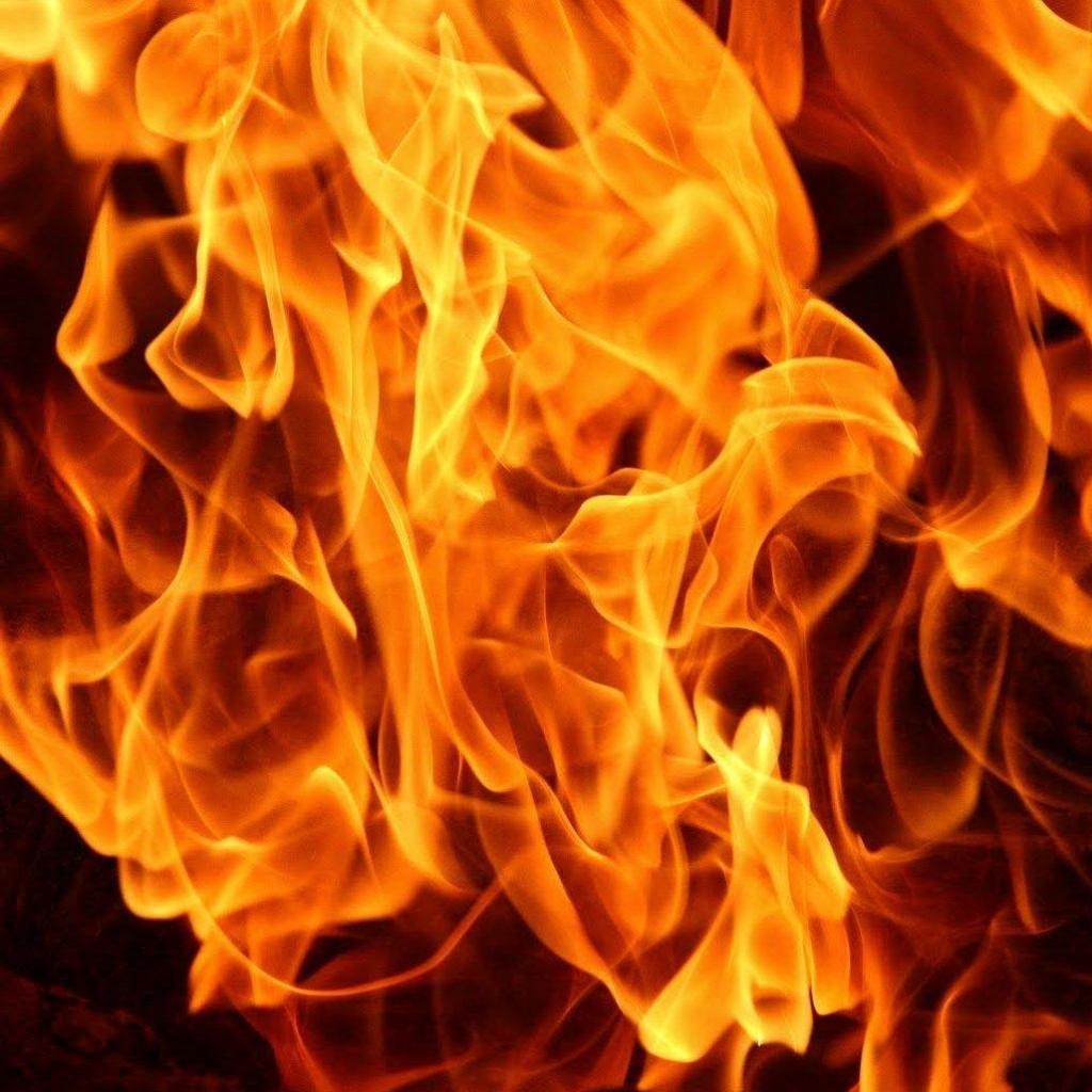 flames ipad wallpaper