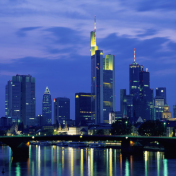 Frankfurt iPad Wallpaper