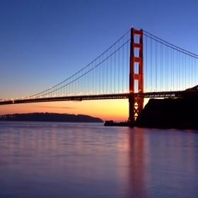 Golden Gate Bridge iPad Wallpaper