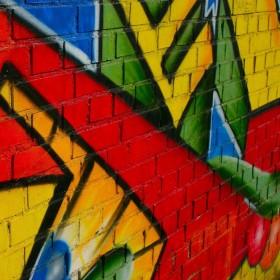 Graffiti iPad Wallpaper