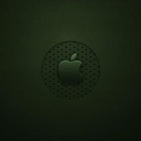 Green Apple iPad Wallpaper