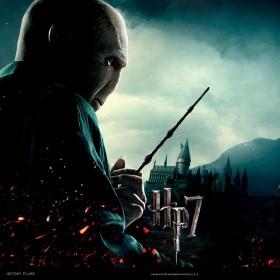 Voldemort – Deathly Hallows iPad Wallpaper