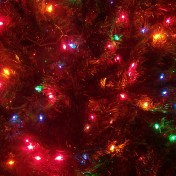 Christmas Tree iPad Wallpaper