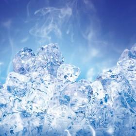 Ice Cubes iPad Wallpaper