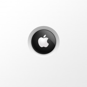 Inset Apple iPad Wallpaper