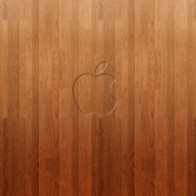 iWood iPad Wallpaper