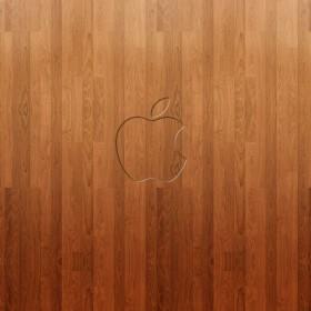 iWood iPad Wallpaper