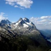 Majestic Mountains iPad Wallpaper