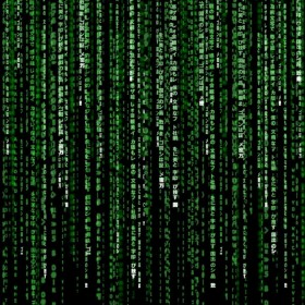 The Matrix iPad Wallpaper