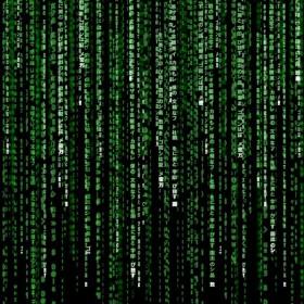 The Matrix iPad Wallpaper