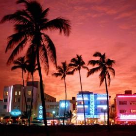 Miami iPad Wallpaper