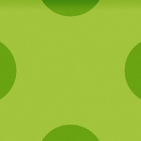 Green Circles iPad Wallpaper