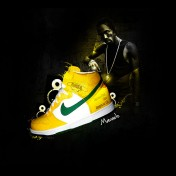 Nike Mavado iPad Wallpaper