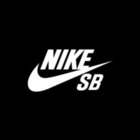 Nike SB Logo iPad Wallpaper