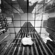 NYC Apple Store iPad Wallpaper