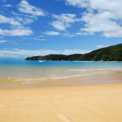 Unreal Colors of Abel Tasman iPad Wallpaper
