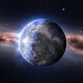 Planet Earth iPad Wallpaper