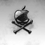 Poison Apple iPad Wallpaper