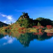 reflictive-lake