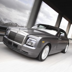 Rolls Royce iPad Wallpaper