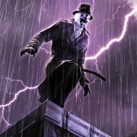 Watchmen – Rorschach iPad Wallpaper
