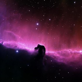 Space Dust iPad Wallpaper