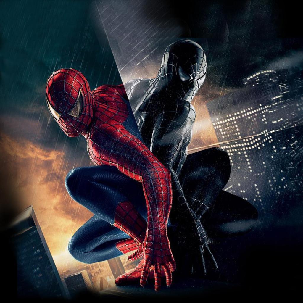 Popular Wallpaper Marvel Ipad Air - spiderman3-wallpaper  You Should Have_83641.jpg