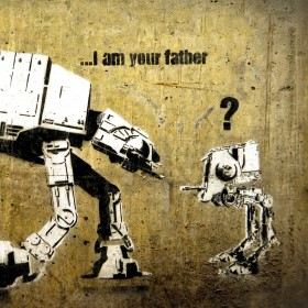 Imperial AT-AT Walker iPad Wallpaper