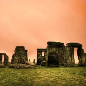 Stonehenge iPad Wallpaper