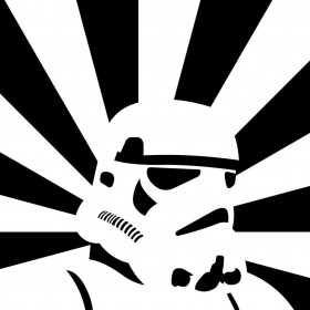 Storm Trooper iPad Wallpaper