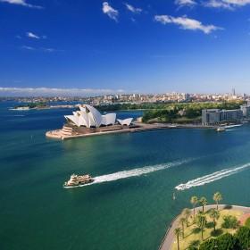 Sydney Australia iPad Wallpaper